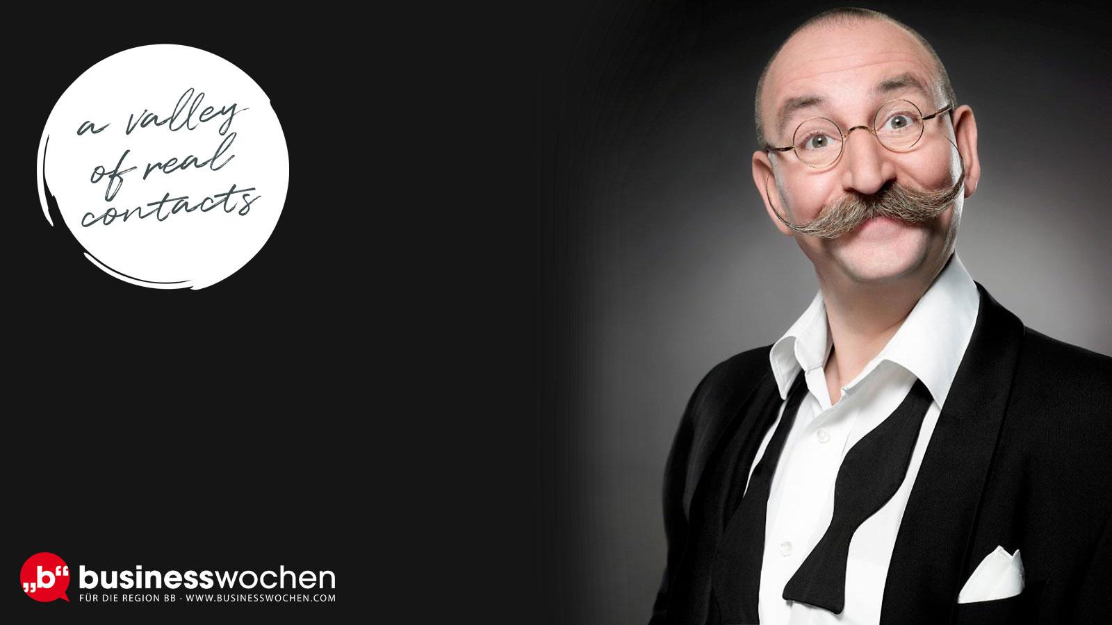 Horst Lichter bei den Businesswochen 2020